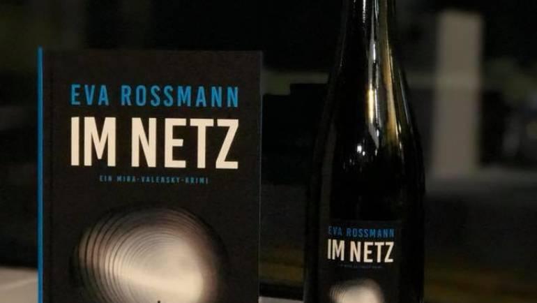 Lesung Eva Rossmann bei Weingut Döllinger
