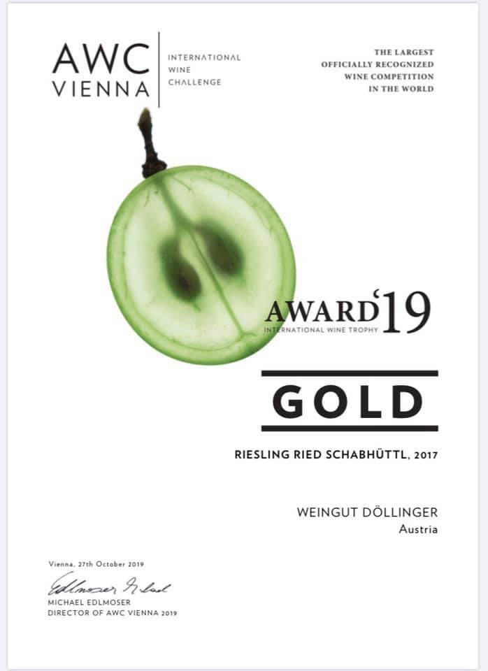 AWC-Gold Gewinner 2019